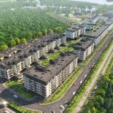 Жилой квартал «Олимпик Парк». Акция натри квартиры вдоме №2! Минус 300 рублей сметра!