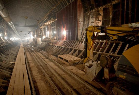 строительство третьей линии метро
